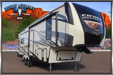 Forest River Sierra HT 2850RL Triple Slide Fifth Wheel RV Mesa AZ