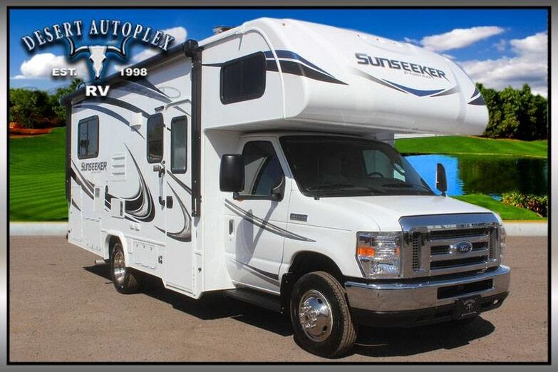 2018 Forest River Sunseeker 2290S Single Slide Class C Motorhome Mesa AZ