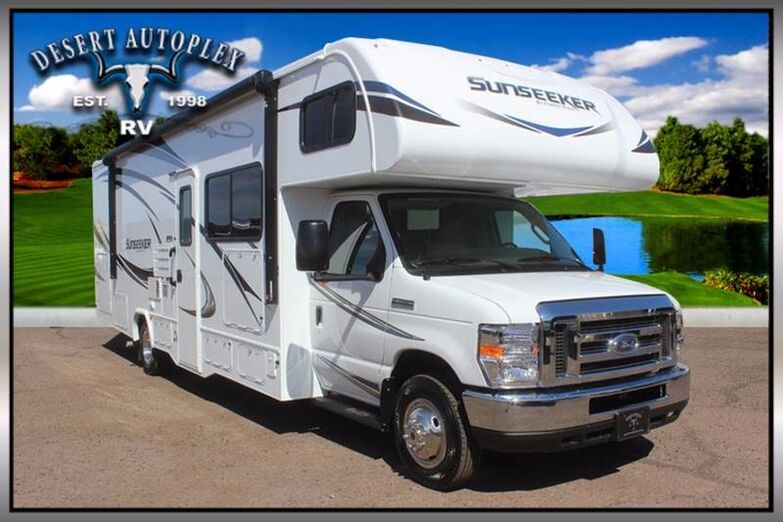 2018 Forest River Sunseeker 3050S Single Slide Class C Motorhome Mesa AZ