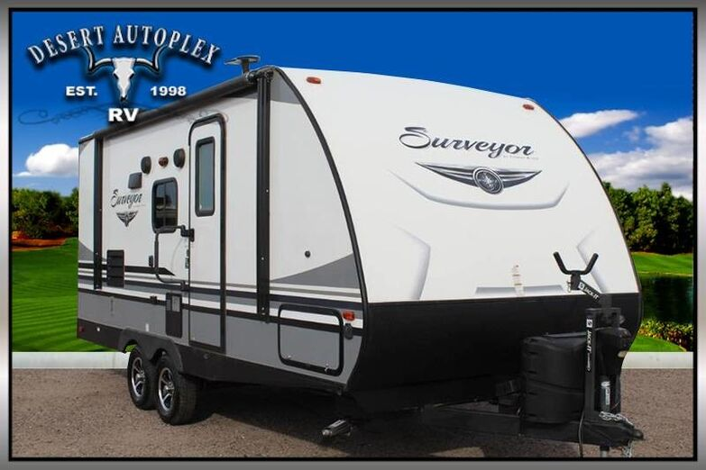2018 Forest River Surveyor 200MBLE Single Slide Travel Trailer Mesa AZ