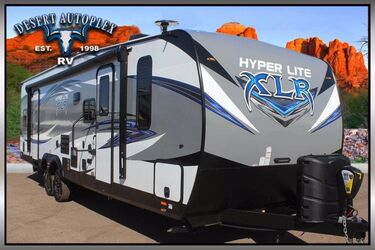 Forest River XLR Hyperlite 29HFS Single Slide Toy Hauler Mesa AZ