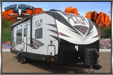 2018 Forest River XLR Nitro 25KW Toy Hauler