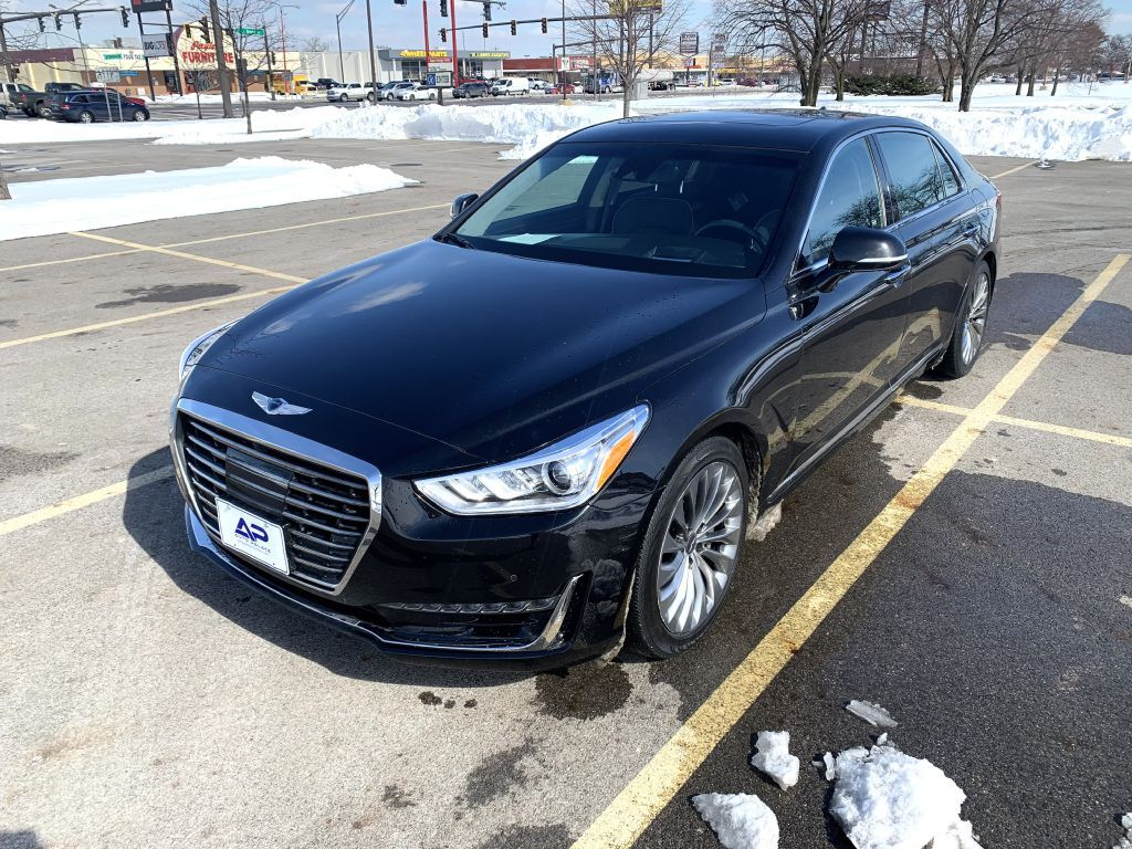 2018 GENESIS G90 ULTIMATE Columbus OH