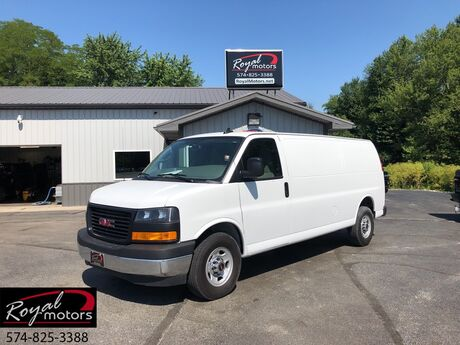 2018 GMC 2500 Savana Cargo Van  Middlebury IN