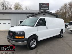 2018_GMC_2500 Savana Cargo Van__ Middlebury IN