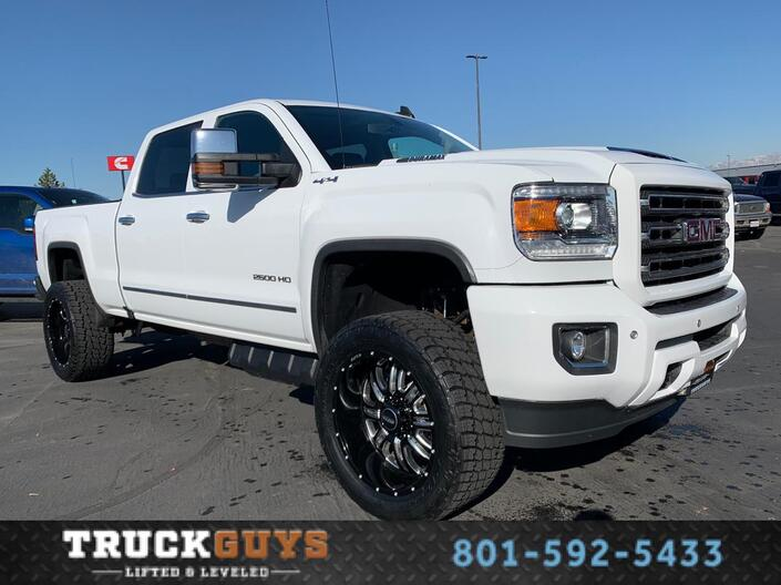 2018 GMC 2500hd SLT West Valley City UT