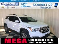 GMC Acadia * SLE-2 AWD * POWER LIFTGATE * REMOTE START * DEMO CLEARANCE * 2018