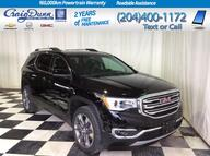 2018 GMC Acadia * SLT-2 AWD * HEATED SEATS * REMOTE VEHICLE START * Portage La Prairie MB