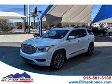2018_GMC_Acadia_AWD 4DR DENALI_ El Paso TX
