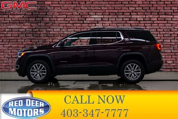 2018_GMC_Acadia_AWD SLE 3rd Row BCam_ Red Deer AB