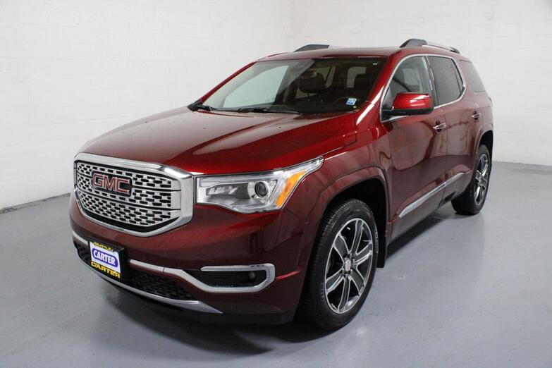 2018 GMC Acadia Denali Seattle WA