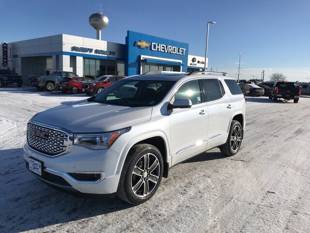 Sleepy Hollow Auto >> 2018 GMC Acadia Denali Viroqua WI 21865188