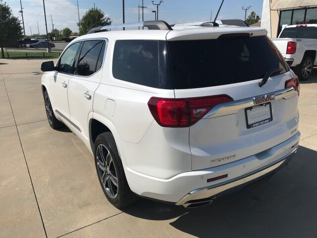 2018 GMC Acadia Denali Wichita KS