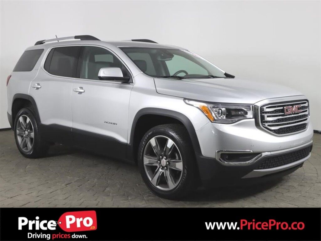 2018 GMC Acadia SLT2 AWD w/Captains/3rd Row Maumee OH
