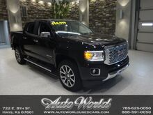2018_GMC_CANYON DENALI CREW 4X4__ Hays KS