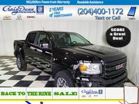 GMC Canyon * Crew Cab 4x4 All Terrain * HEATED SEATS * REMOTE START * 2018