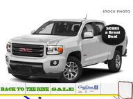 2018 GMC Canyon * SLE Crew Cab 4x4 * HEATED FRONT SEATS * REMOTE START * Portage La Prairie MB