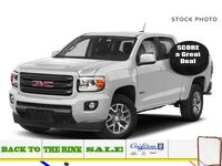 GMC Canyon * SLE Crew Cab 4x4 * HEATED FRONT SEATS * REMOTE START * 2018