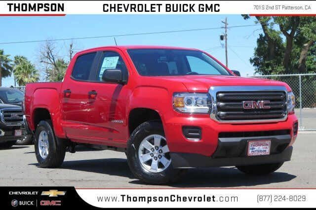 2018 GMC Canyon 2WD Patterson CA