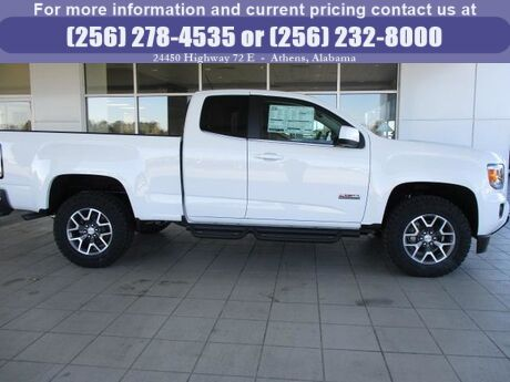 2018 GMC Canyon 4WD All Terrain w/Cloth Athens AL