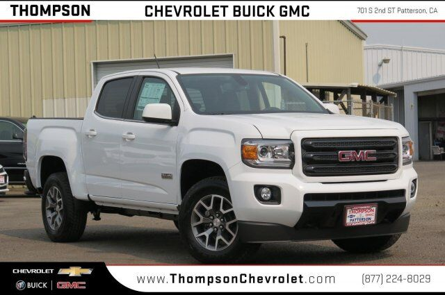 2018 GMC Canyon 4WD All Terrain w/Cloth Patterson CA