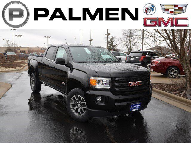 2018 GMC Canyon 4WD All Terrain w/Leather Kenosha WI