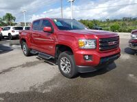 GMC Canyon 4WD All Terrain with Cloth 2018