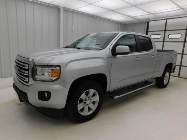 2018 GMC Canyon 4WD Crew Cab 140.5 SLE Manhattan KS