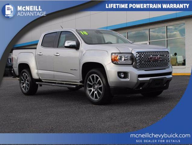 2018 GMC Canyon 4WD Denali High Point NC