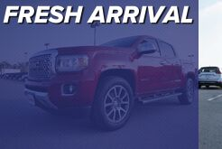 2018_GMC_Canyon_4WD Denali_ Mission TX