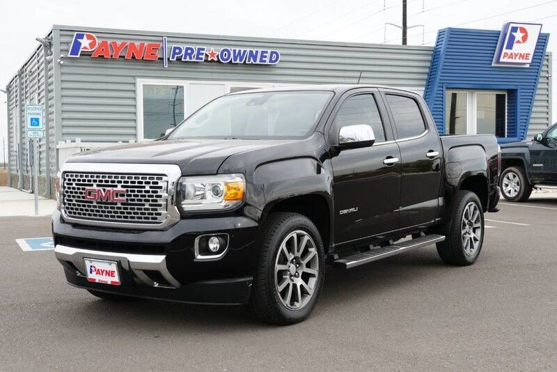 2018 GMC Canyon 4WD Denali Edinburg TX