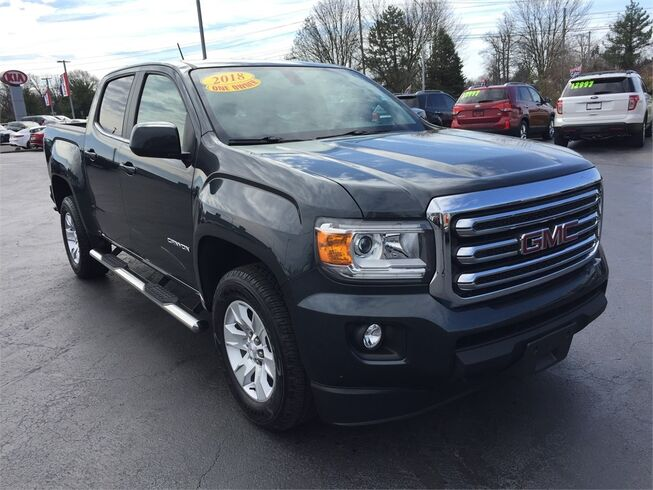 2018 GMC Canyon 4WD SLE Evansville IN