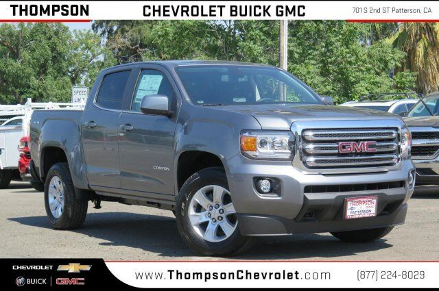 2018 GMC Canyon 4WD SLE Patterson CA