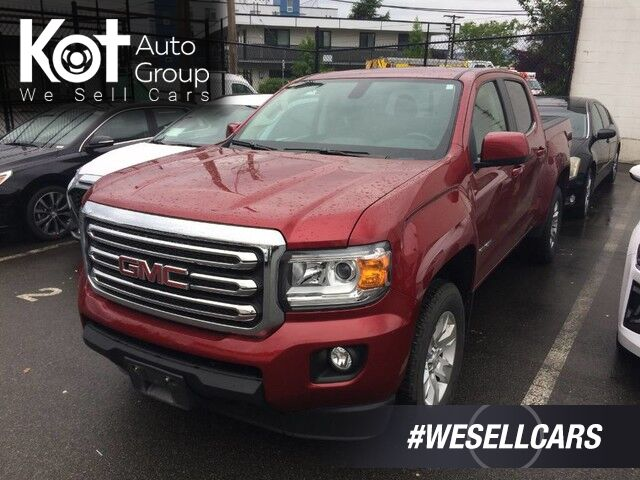 2018 GMC Canyon 4WD SLE RARE UNIT! NO ACCIDENTS! ONE OWNER! Victoria BC
