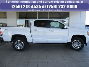 GMC Canyon 4WD SLT 2018