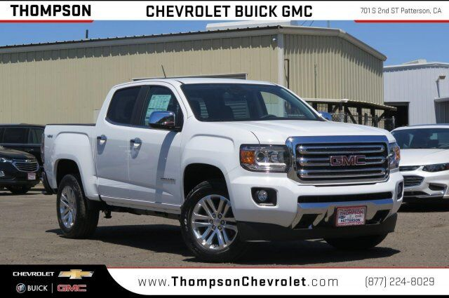 2018 GMC Canyon 4WD SLT Patterson CA