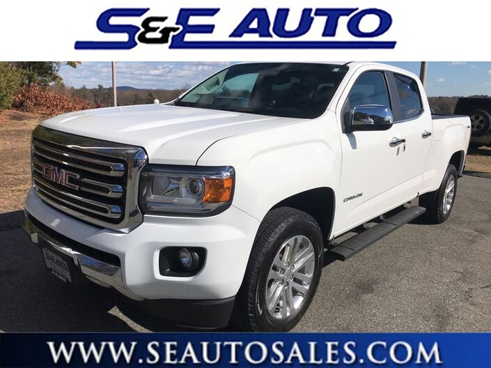 2018 GMC Canyon 4WD SLT Weymouth MA