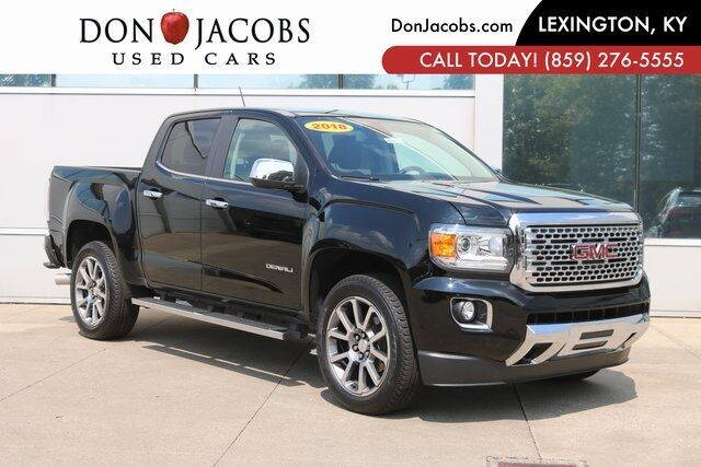 2018 GMC Canyon Denali Lexington KY