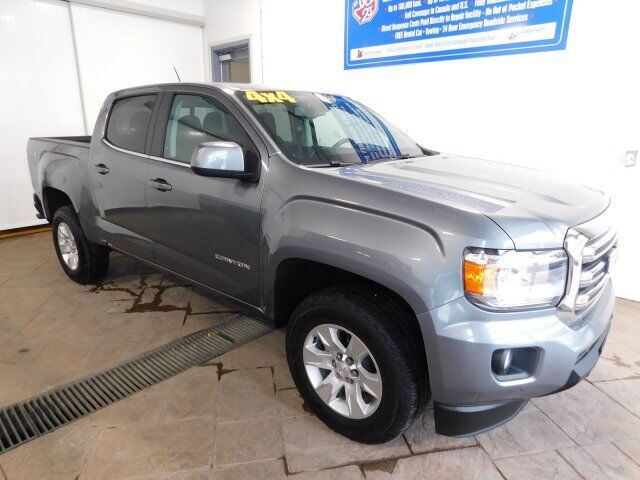 2018 GMC Canyon SLE CREW CAB 4WD Listowel ON