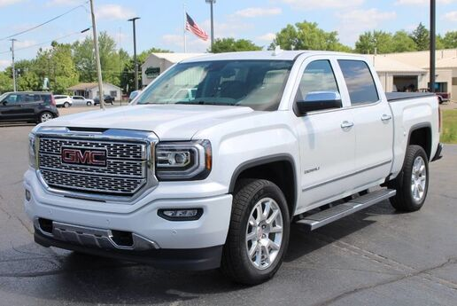 2018 GMC Crew Cab Sierra 1500 Denali Fort Wayne Auburn and Kendallville IN