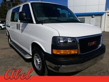 2018_GMC_Savana 2500_Work Van_ Martinez CA