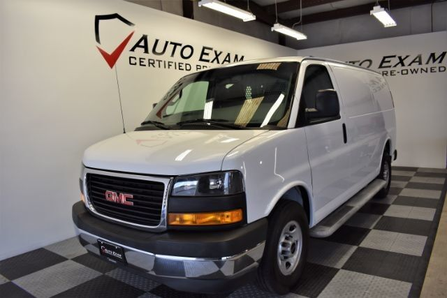 2018 GMC Savana Cargo Van Houston TX