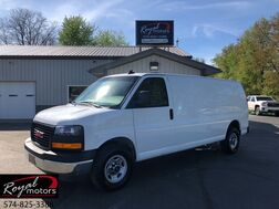2018_GMC_Savana Cargo Van 3500__ Middlebury IN