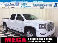 2018 GMC Sierra 1500 * Denali Crew Cab 4x4 * REMOTE START * HEATED & VENTED SEATS * Portage La Prairie MB