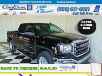 GMC Sierra 1500 * SLE Double Cab 4x4 * Kodiak Edition * 2018