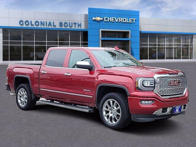 2018 GMC Sierra 1500 4WD Crew Cab 143.5 Denali North Dartmouth MA
