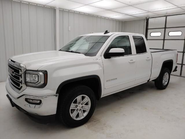 2018 GMC Sierra 1500 4WD Double Cab 143.5 SLE Manhattan KS