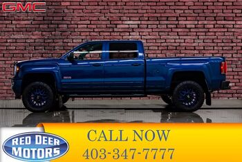 2018_GMC_Sierra 1500_4x4 Crew Cab All Terrain Level Kit Leather Nav BCam_ Red Deer AB