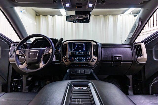 2018 GMC Sierra 1500 4x4 Crew Cab Denali Leather Roof Nav BCam Red Deer AB