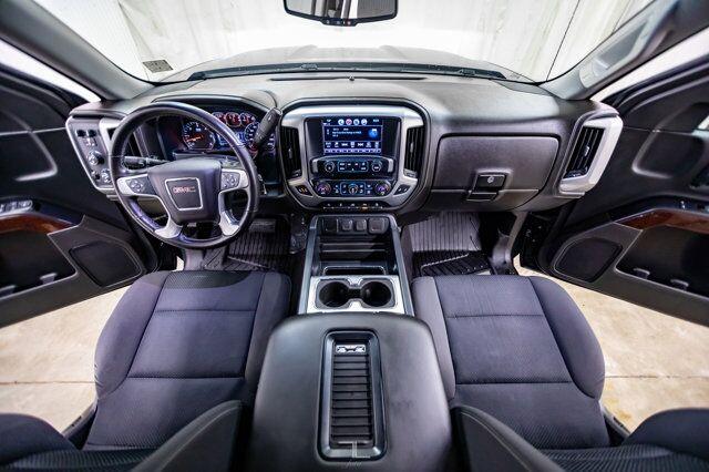 2018 GMC Sierra 1500 4x4 Crew Cab SLE Z71 BCam 22
